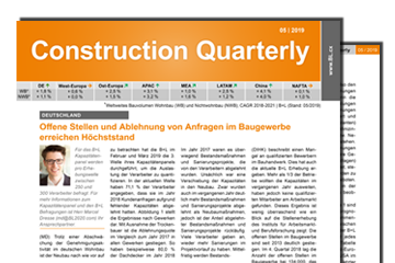 B+L Construction Quarterly