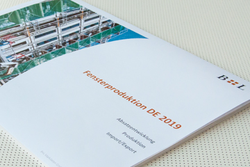 Fensterproduktion DE 2019