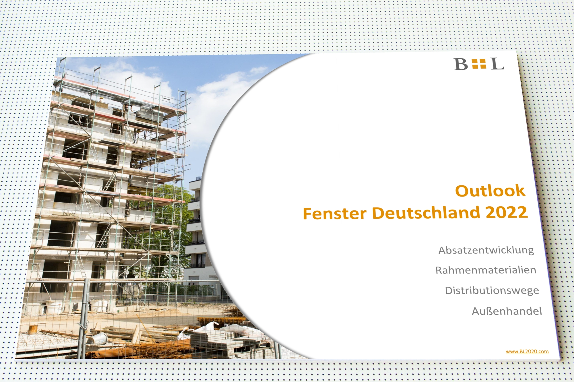 B+L Outlook Fenster 2022