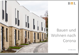 B+L Study: Building and housing following Corona Germany