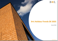 B+L Timber Construction Trends Germany 2025